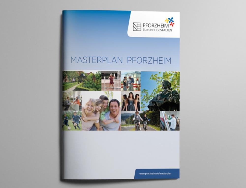 Stadt Pforzheim – Masterplan Populärschrift